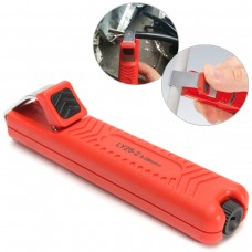LY25-2 8-28mm Wire Stripper Stripping Cutter Plier Crimping Tool for PVC Rubber Cable