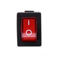 10 PCS Car Auto Universal DIY 3 Pin Boat Cap OFF- ON Push Button