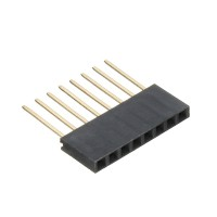 5pcs 8P 2.54MM Stackable Long Connector Female Pin Header