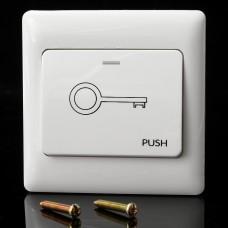 250V 6A Electric Door Bell Release Button Door Bell Push Switch