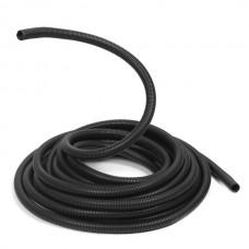 50Ft Split Wire Loom Conduit Sleeve Tube Polyethylene Black Heat Resistant