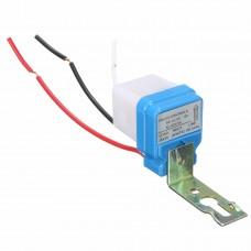 5pcs AC 220V 10A Automatic Auto On Off Street Light Switch Photo Control Sensor