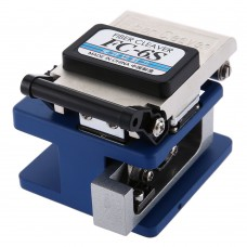 AUA FC-6S Fiber Cleaver High Precision Cutter Optical Fiber Cleaver High Precision Cutting Tool Compact Dody And Light Weight